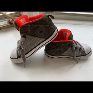 Converse All Star Toddler Boy Shoes Size 7